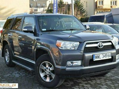 używany Toyota 4 Runner 4dm 236KM 2011r. 116 800km