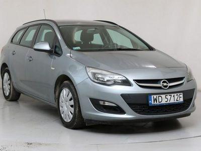 używany Opel Astra 1.7dm3 110KM 2014r. 138 732km WD5712F # Enjoy # Serwisowany do końca # Kombi # Faktura VAT #
