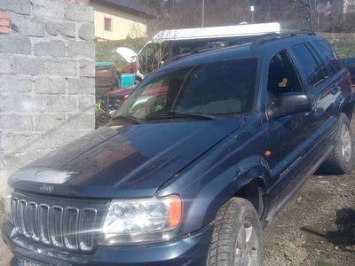 używany Jeep Grand Cherokee zarejstrowany