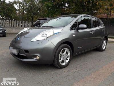 używany Nissan Leaf Tekna, 30kWh, bezwypadkowy, gwarancja, faktura VAT
