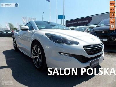 używany Peugeot RCZ ASO.pl,gwarancja, opony, 200KM