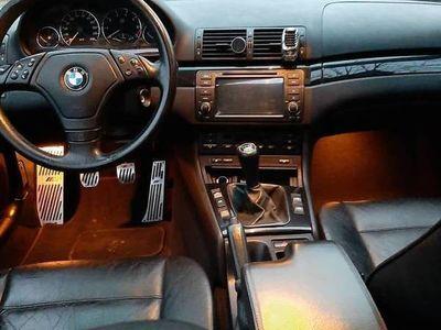 używany BMW 323 e46 i m52tub25