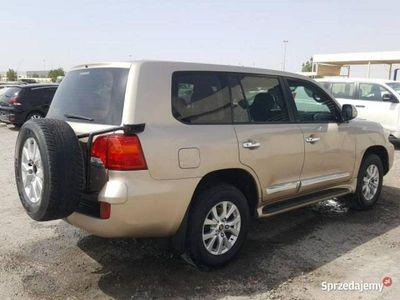 używany Toyota Land Cruiser Land Cruiser4.0 V6 benz. automat 276 KM 2014 VI (2010-)