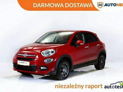 używany Fiat 500X I DARMOWA DOSTAWA, Klima auto, Kierownica wielofunk. Hist. Serwisowa
