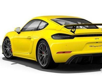 używany Porsche 718 Cayman GT4