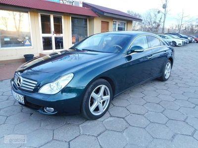 używany Mercedes 350 Klasa CLS W2193,5 benzyna 272 KM Nawigacja Parktronic Ful Opcja serwisowany