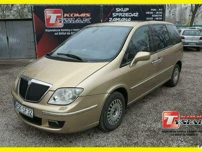 używany Lancia Phedra !!! Bemowo !!! 2.0 diesel, 2004 rok !!! 7 Osobowy !!! I (2004-2010)