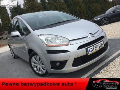 używany Citroën C4 Picasso 1.8dm3 125KM 2008r. 171 546km sekwencja ** climatronic ** alu ** parkotronik ** zadbany