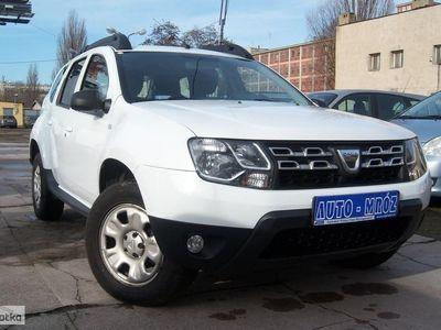 używany Dacia Duster I Salon Pl, 1 wł, klima, komp, ASO, 6 biegów ,110KM, Łódź