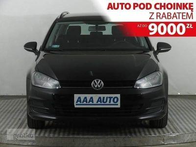 używany VW Golf Sportsvan  Salon Polska, 1. Właściciel, Serwis ASO, VAT 23%, Klima,