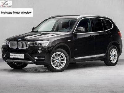 used BMW X3 X3 2dm3 190KM 2016r. 99 500kmxDrive20d | xLine | Concierge Services |