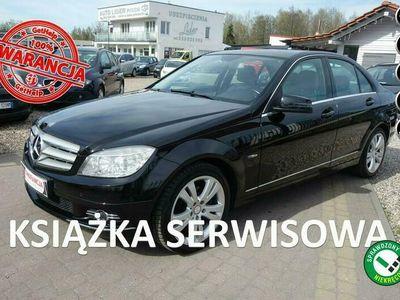 używany Mercedes C200 C 200CGI 184KM Avantgarde Klimatronic Zamiana Gwarancja Książka Serwis W204 (2007-2014)