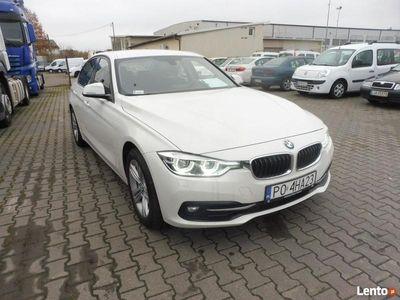 używany BMW 318 2dm 150KM 2018r. 34 785km