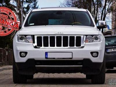 używany Jeep Grand Cherokee IV [WK2] 5.7 V8 Overland AWD - Wyposażony - Gwarancja Raty Zamiana