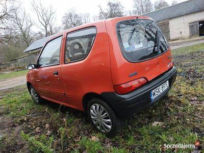używany Fiat Seicento 1.1 MPI