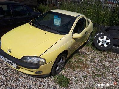 używany Opel Tigra 1.4 2000