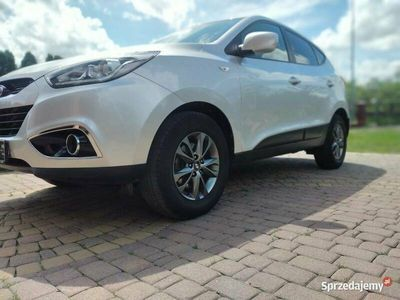 używany Hyundai ix35 1.6 Bezwypadkowy Led 32500km