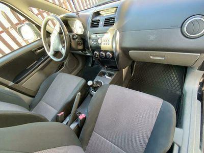 używany Suzuki SX4
