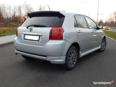 używany Toyota Corolla E12 2.0 D4D 110 KM wersja SOL