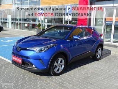używany Toyota C-HR 1.2 T Premium Oferta Dealera GWARANCJA