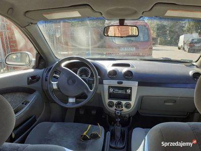 używany Chevrolet Lacetti 1.4 benzyna w dobrej opcji tj