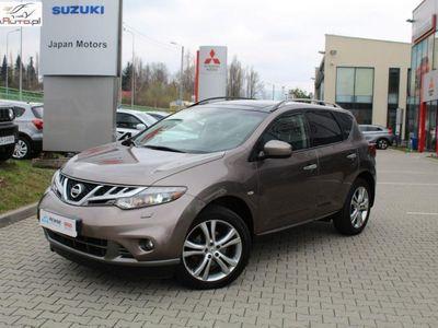 używany Nissan Murano 2.5dm3 190KM 2010r. 148 000km Premium