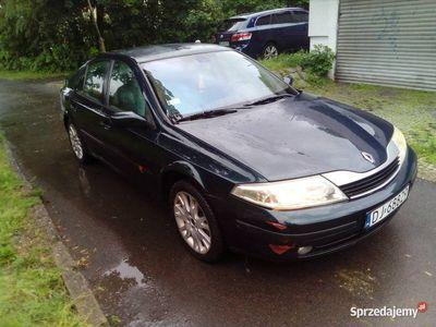 używany Renault Laguna II 2002 rok 1.8 16V