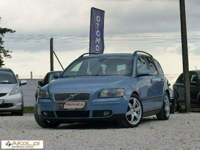 używany Volvo V50 1.8dm 125KM 2005r. 231 222km
