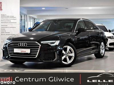 używany Audi A6 V (C8) 2.0TDI quattro 204KM, Dociąg, S Line, Krajowy, Vat23%