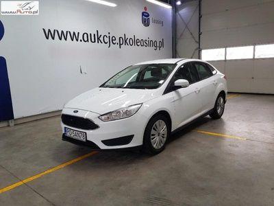 gebraucht Ford Focus 1.6dm 105KM 2017r. 34 922km