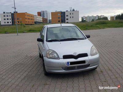 używany Toyota Yaris # 2000r # 5 drzwi #