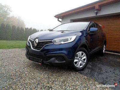 używany Renault Kadjar 1.2dm 130KM 2017r. 22 000km