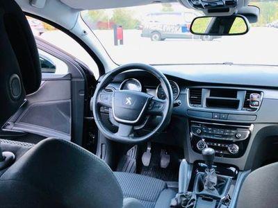 używany Peugeot 508 2012r Garażowany Idealny Stan