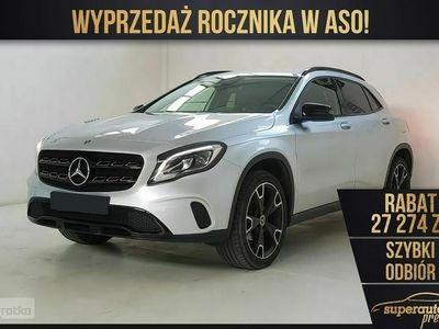 używany Mercedes 200 Klasa GLA 1.6(156KM) | URBAN + Advantage + Night | Wyprzedaż rocznika w A, Chorzów