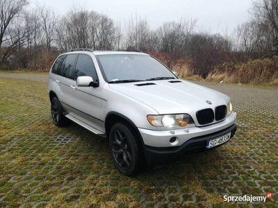 używany BMW X5 3,0d