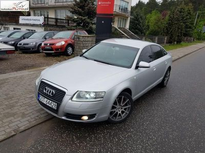 begagnad Audi A6 3dm3 225KM 2004r. 290 000km 3.0 TDI Quattro Skóry Klima Okaza!!