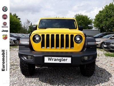 używany Jeep Wrangler rabat: 9% (23 450 zł), Warszawa