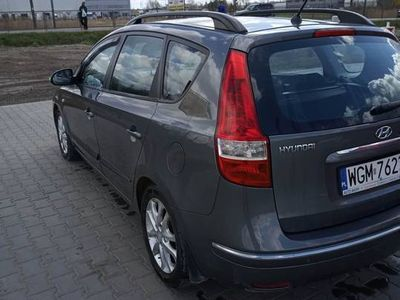używany Hyundai i30 spalanie 5.5litra/121000km