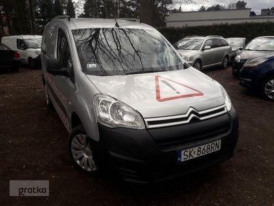używany Citroën Berlingo II VAN LONG L2 3 MIEJSCA KLIMA NAVI SPRAWNY