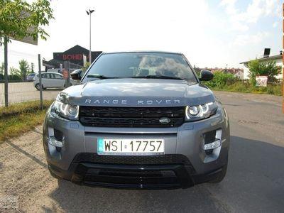 używany Land Rover Range Rover evoque Siedlce