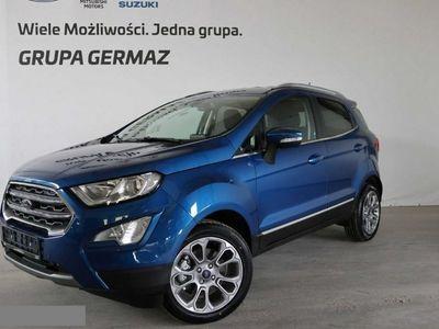 używany Ford Ecosport 1dm 125KM 2018r. 1km