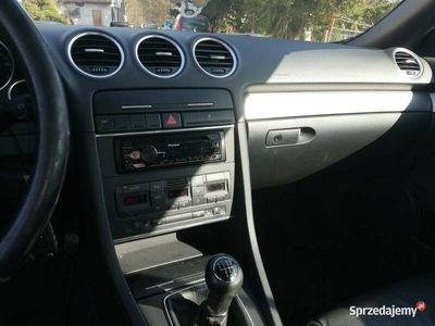 używany Audi A4 Cabriolet b7 2,0 tdi kabriolet