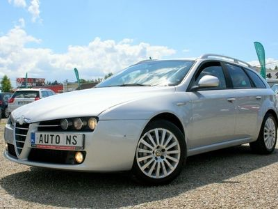używany Alfa Romeo 159 I 2.4 JTDm 200 KM Automat Skóra Parktronic Tempomat