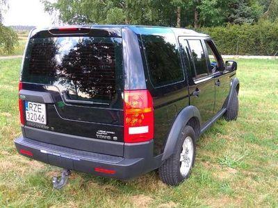 używany Land Rover Discovery 3 bezwypadkowy