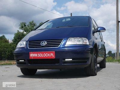 używany VW Sharan 1.9dm 130KM 2004r. 291 000km