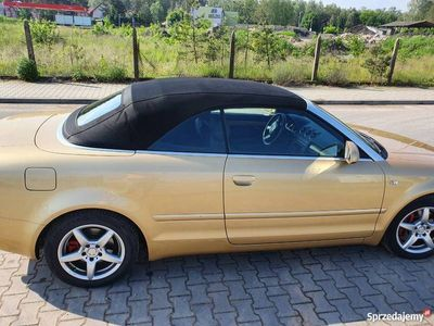 używany Audi A4 Cabriolet 3.2 fsi 2006rok