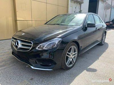 używany Mercedes E350 E 350 -Benz4matic 3.0 V6 210 KM 2014 W212 (2009-)