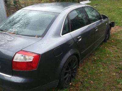 używany Audi A4 b6 na części lub w całości