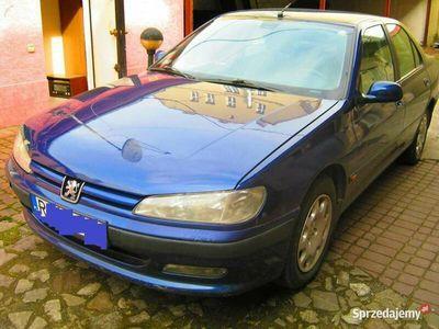 używany Peugeot 406 1,9 TD-trwaly,prosty Diesel
