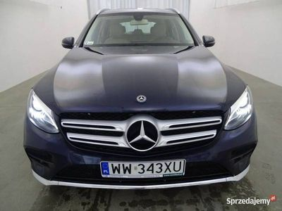 używany Mercedes GLC250 2dm 211KM 2017r. 41 214km